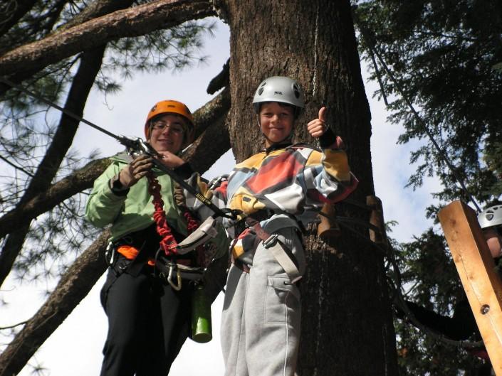 Val Marie Arbre en arbre